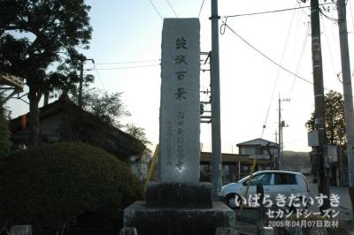 茨城百景 054 稲田御坊西念寺 (2005年撮影)
