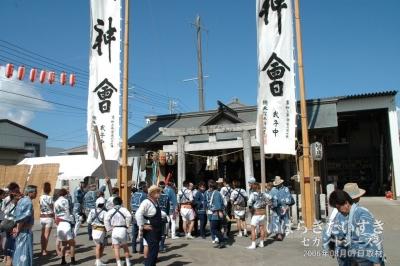 潮来祇園祭 (2006)