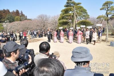 水戸の梅まつり 大撮影会 (2011年03月06日)