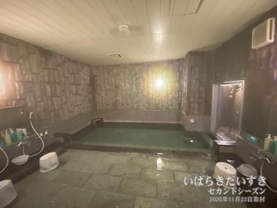 ラジウム人工温泉『旅人の湯』