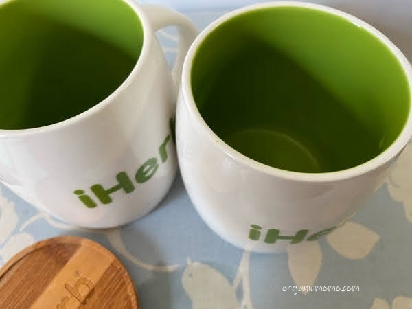 iHerbマグカップの画像4