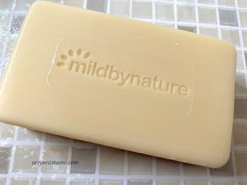 Mild By Nature, 未加工シアバター、石けんの画像