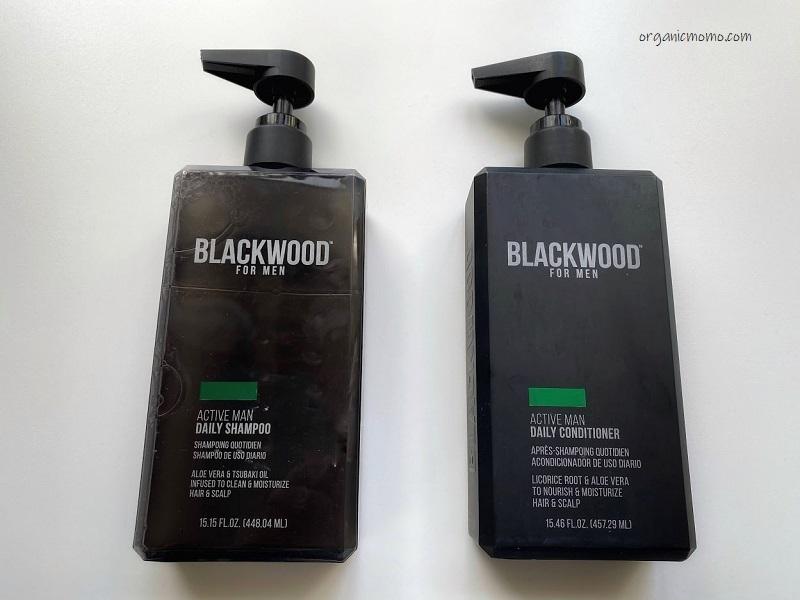 Blackwood For Men アクティブ・マン・デイリー・シャンプーの画像