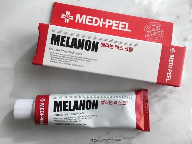 MEDI-PEEL(メディピール)のメラノンXクリームの画像1