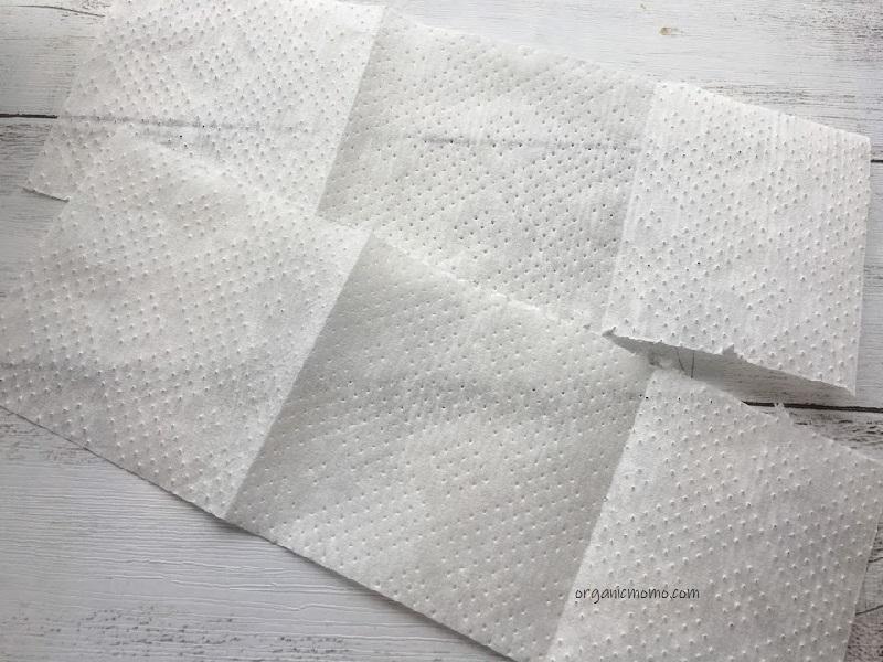 Mild By Nature, 乾燥機用シート型柔軟剤、無香料の画像2
