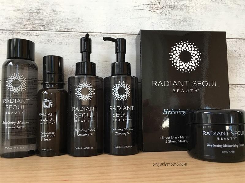 Radiant Seoul Beauty(レイディアントソウル ビューティ)コスメライン