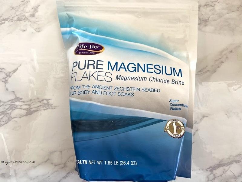 Life-flo, ピュアマグネシウムフレーク、塩化マグネシウム塩水の画像