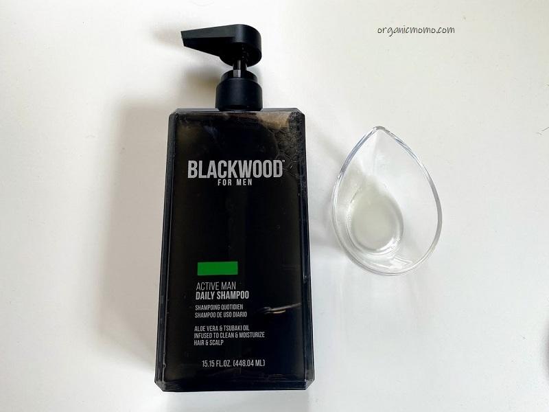 Blackwood For Men アクティブ・マン・デイリー・シャンプーの画像3