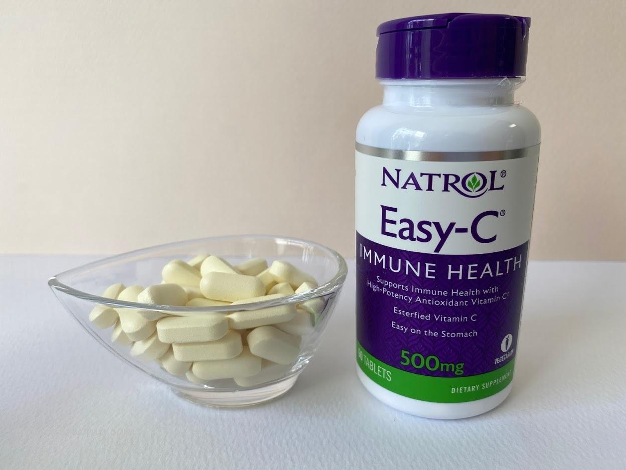 Natrol Easy-Cの画像