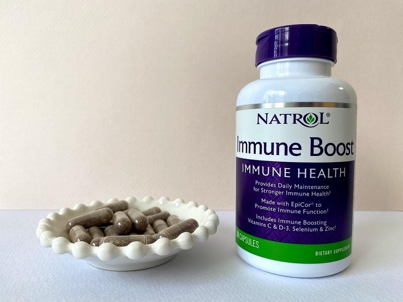 Natrol Immune Boostの画像