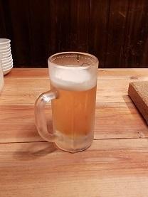 生ビールふるかわ