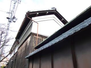 旧西尾家住宅戌亥角土蔵