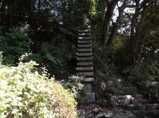 松尾寺十三重石塔