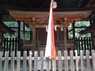 十六所神社本殿