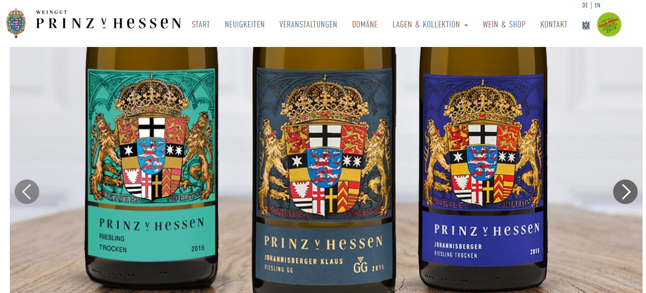 hessen wine