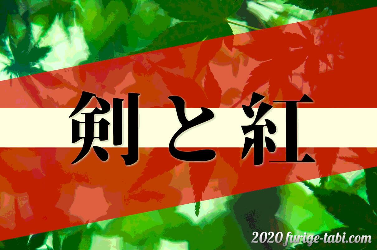 剣と紅 小説 直虎 感想 Photo by Al Soot on Unsplash