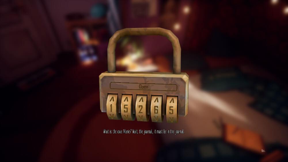 maries room スクショ 最後の鍵