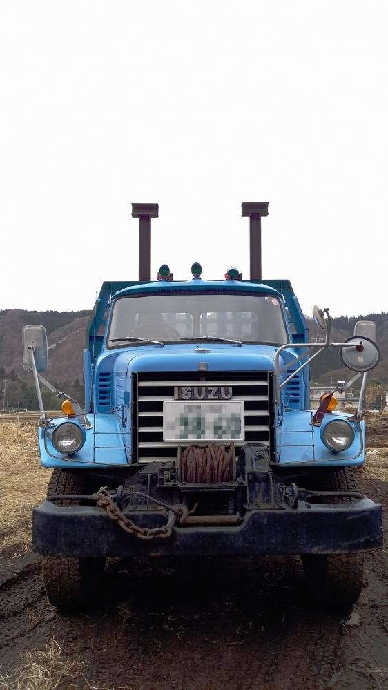 ボンネットトラック2