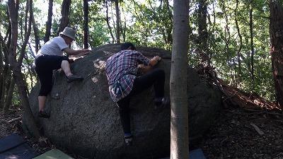 リハリビ岩