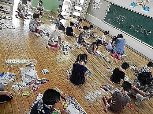 綾川町きらきら子育て支援事業 芸術活動 2020916