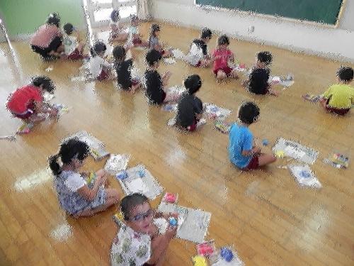 綾川町きらきら子育て支援事業 芸術活動 2020915