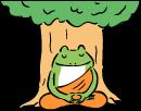 菩提樹の樹の下で