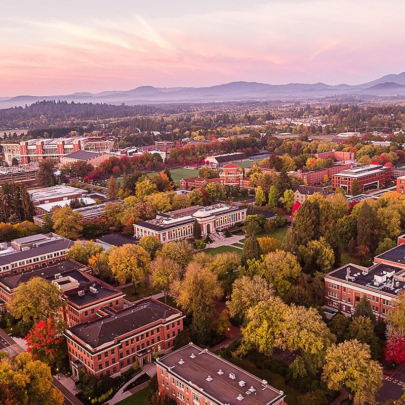 オレゴン州立大学 Oregon State University 手数料無料の海外留学推進協会
