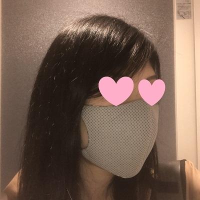 snappylife 3層メッシュで作るマスクキット♪