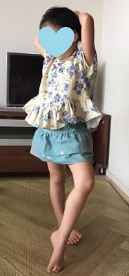 naniIROで女の子服