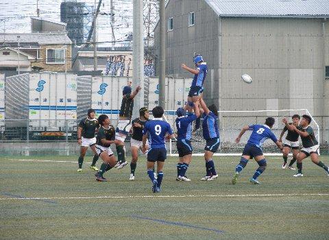 令和2年11月1日大阪教育大学ラグビー部①