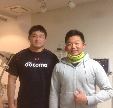 松岡くんと吉岡さん