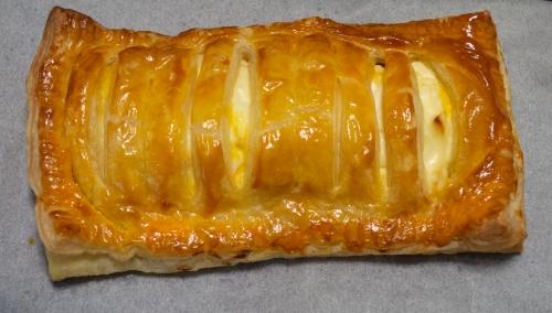 クリームチーズパイ・2回目