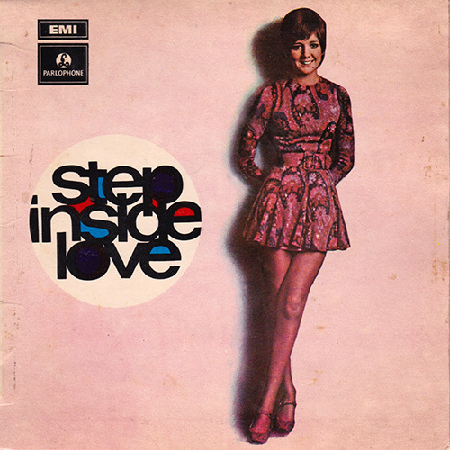 Cilla Black ‎/ Step Inside Love
