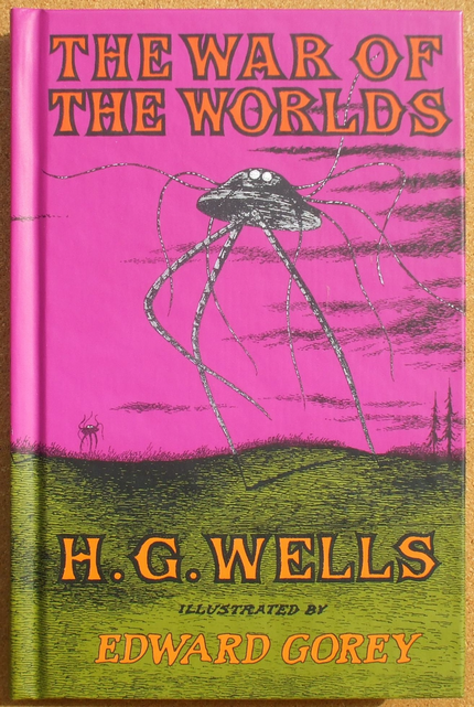 wells - the war of the worlds 01