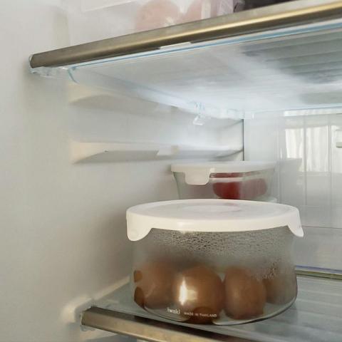 冷蔵庫 玉こんにゃく