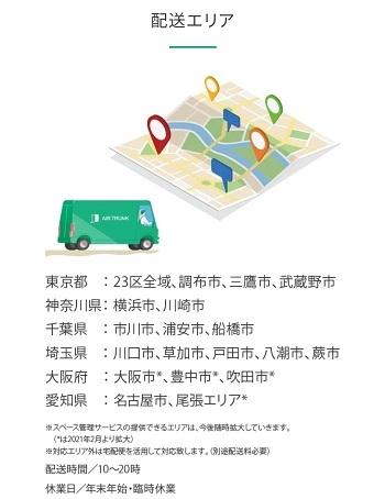 エアトランク 名古屋