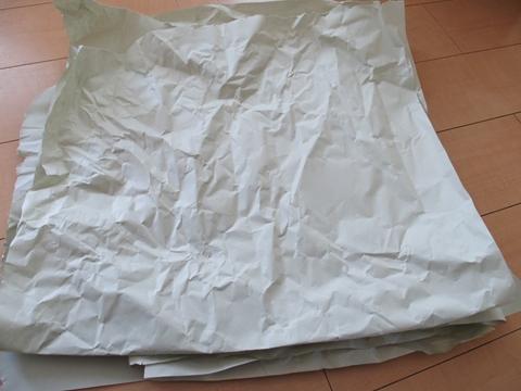 子ども用の大きなお絵かき用の紙