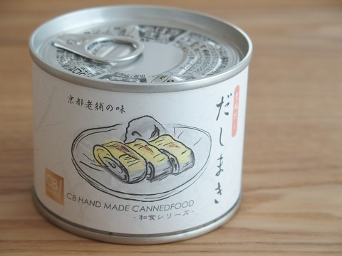 玉子焼きの缶詰