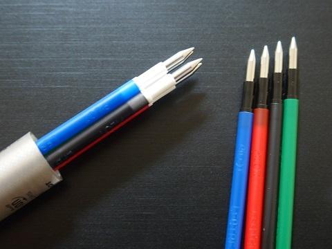 4色ボールペンのオススメ