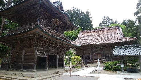 善宝寺山門