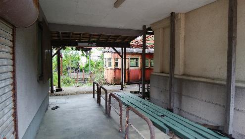 旧善宝寺駅