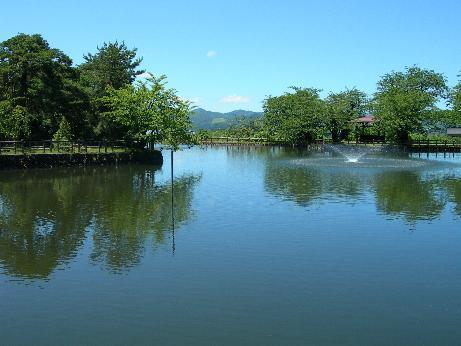 増田町の真人公園