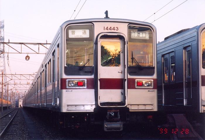 10030系車両