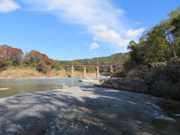 リベンジ日の河原
