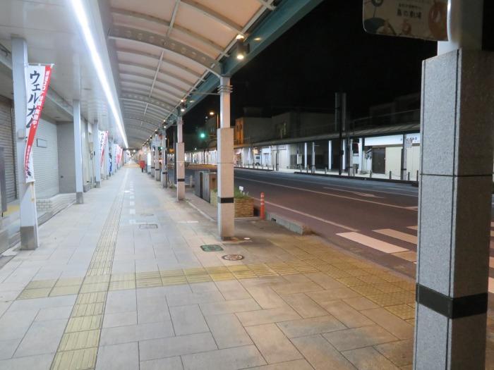 鳥取市街地