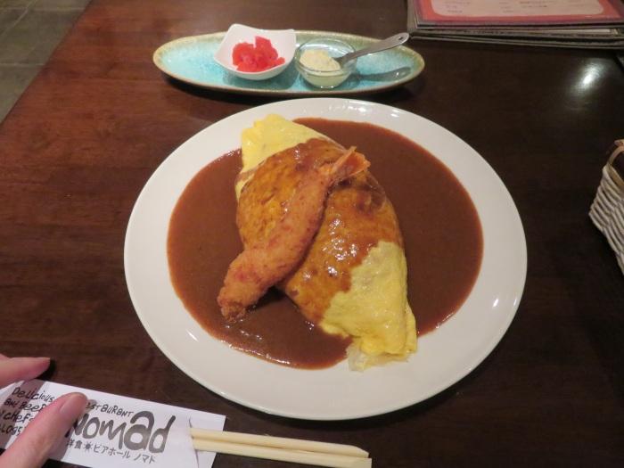 鳥取の晩飯