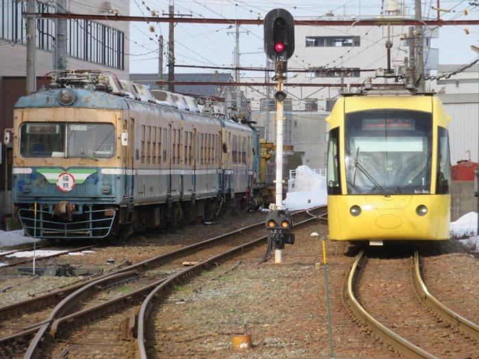 福井鉄道&えちぜん鉄道