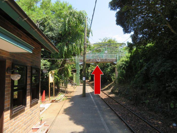 本銚子駅の景観