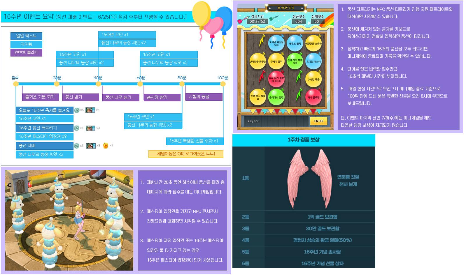 韓国16周年イベント