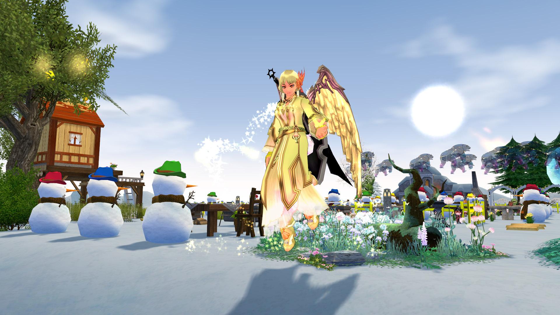 奇妙な森の妖精衣装・女性用1